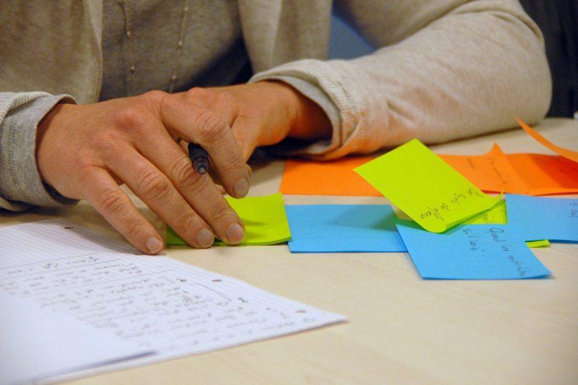 Brainstorming pour entreprendre dans le luxe